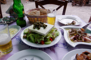 ギリシャ伝統料理
