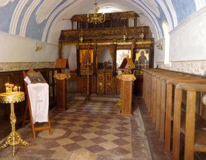 オリビの教会