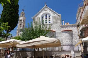 ピルギ中央の教会