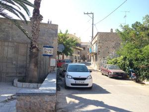 ピルギの村入り口