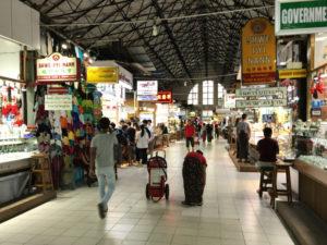 ボージョーアウンサン市場
