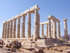 ポセイドン神殿の勇姿
