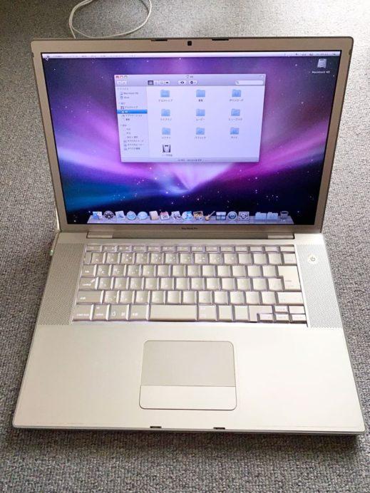 MacBook Pro 15inch mid2007