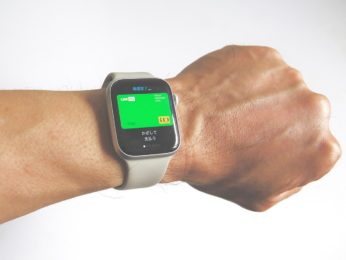 Apple Watch の Apple Pay で利用
